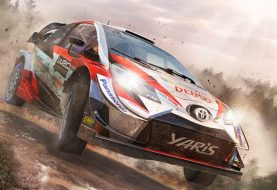 WRC 8 è ora disponibile su Nintendo Switch!