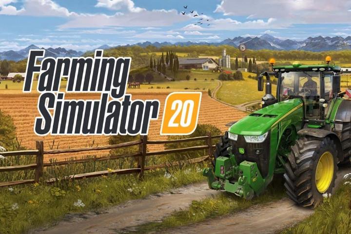 Farming Simulator 20 è arrivato su Nintendo Switch e dispositivi iOS e Android!