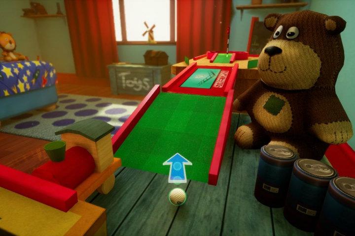 House Of Golf – giochiamo ad un'esclusiva Switch che non tutti conoscono