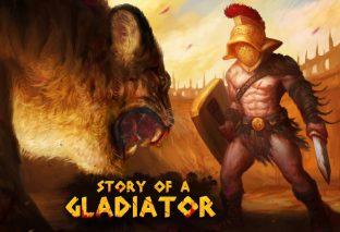 Story of a Gladiator arriva a breve su PC e console