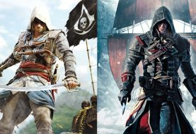 Assassin's Creed The Rebel Collection, la raccolta è disponibile su Nintendo Switch!