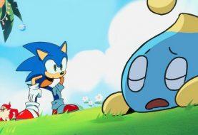 Chao in Space è un corto natalizio dedicato a Sonic