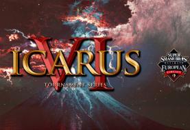 ICARUS VI, aperte le iscrizioni al più grande torneo italiano di Super Smash Bros. Ultimate!