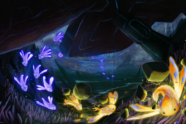 Lumini, il gioco d'avventura ha finalmente una data d'uscita!