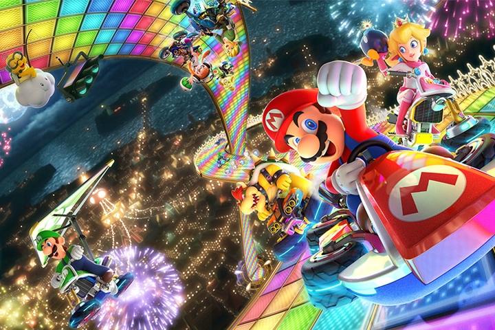 Nintendo Switch, disponibile il bundle con Mario Kart 8 Deluxe in edizione limitata!