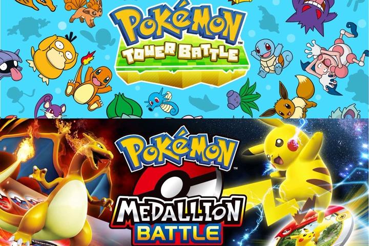 Pokémon Tower Battle e Pokémon Medallion Battle sono arrivati su Facebook Gaming!