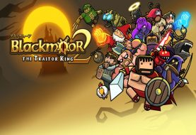 Blackmoor 2, il platform d'azione è arrivato su Nintendo Switch!