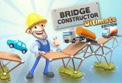 Bridge Constructor Ultimate Edition, costrire ponti non è mai stato così divertente!