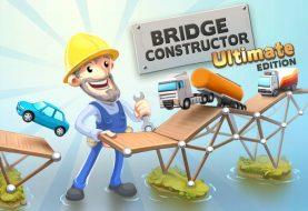 Bridge Constructor Ultimate Edition è in arrivo questa settimana su Nintendo Switch!