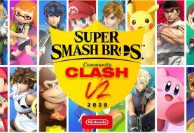 Community Clash V2, parte a febbraio la seconda edizione del torneo di Super Smash Bros. Ultimate!