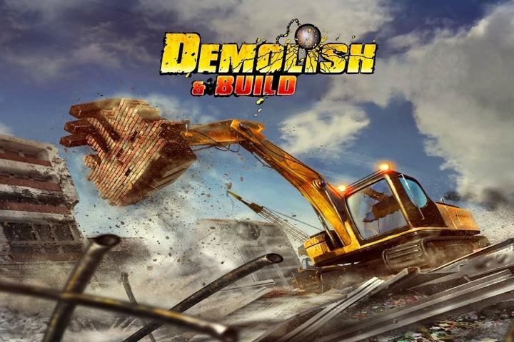 Demolish & Build 2018, il gioco di simulazione è in arrivo domani su Nintendo Switch!