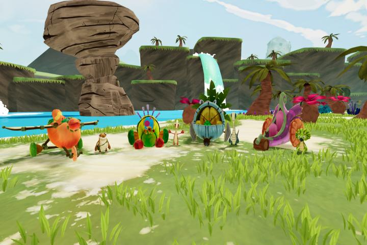 Gigantosaurus: Il Gioco è il nuovo titolo proposto da Bandai Namco!