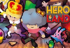Heroland, il GdR d'avventura è in arrivo a fine gennaio su Nintendo Switch e PS4!