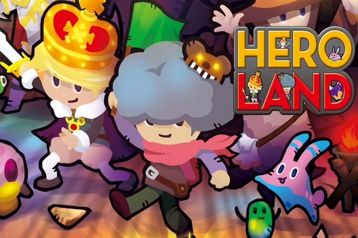 Heroland su Nintendo Switch, i nostri primi minuti di gioco!