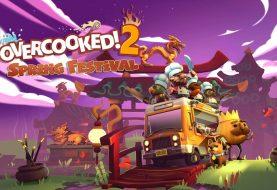 Overcooked! 2, è arrivato l'update gratuito Spring Festival su PC e console!