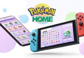 Pokémon Home è disponibile su Nintendo Switch e dispositivi mobili!