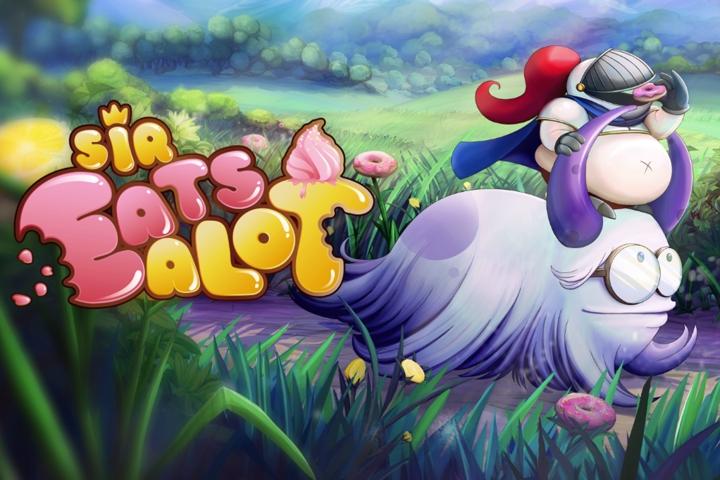 Sir Eatsalot, il platform d'avventura in 2D è arrivato su Nintendo Switch!