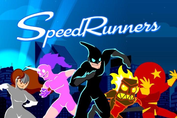 SpeedRunners, la redazione si sfida in corse rocambolesche!