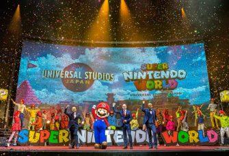 Super Nintendo World, il parco divertimenti si mostra in un nuovo trailer promozionale!