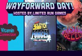 WayForward annuncia il WayForward Day e svela la data di uscita di Vitamin Connection!