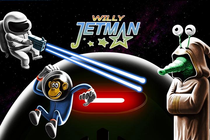 Willy Jetman: Astromonkey's Revenge, lo shooter game d'azione è in arrivo a fine mese su PC e console!