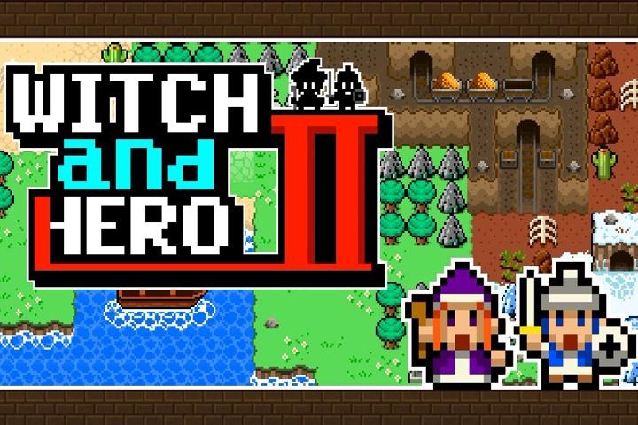 Witch & Hero 2, l'action game è in arrivo questa settimana su Nintendo Switch!