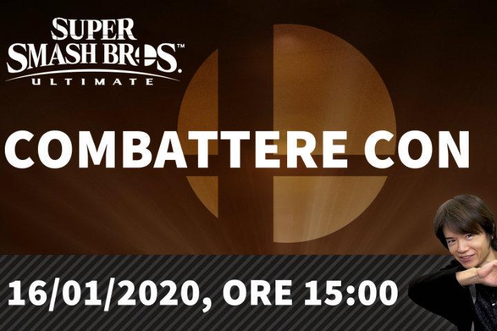 Un nuovo combattente di Super Smash Bros. Ultimate verrà svelato questa settimana!