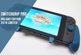 SwitchGrip Pro Holiday Edition - 2019 Limited Edition - Recensione