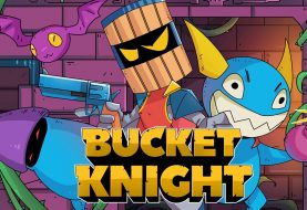 Bucket Knight, il platform run-and-gun è in arrivo a fine mese su console!