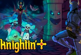 Knightin'+, l'adventure game in stile Zelda è in arrivo questa settimana su console!