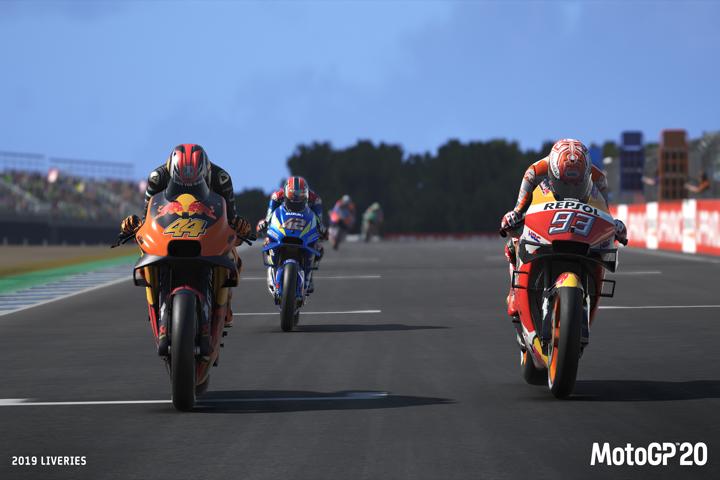 Moto GP 2020, Milestone ha pubblicato un video gameplay!
