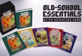 Old-School Essentials arriva in Italia grazie a Need Games