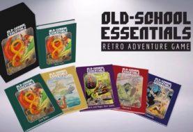 Old-School Essentials arriva in Italia grazie a Need Games