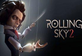 Rolling Sky 2 su Nintendo Switch, i nostri primi minuti di gioco!