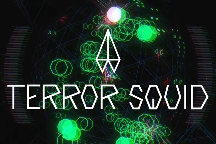 TERROR SQUID, l'arcade game bullet-hell ha una finestra di uscita su PC e Nintendo Switch!