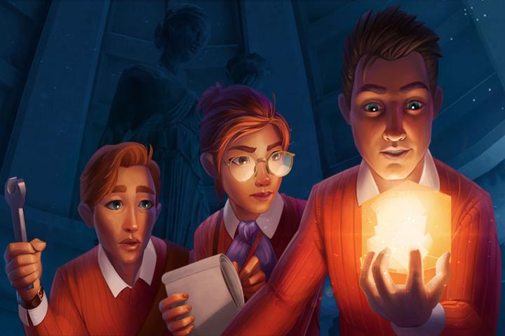 The Academy, nuovo puzzle game d'avventura annunciato per PC, console e mobile!