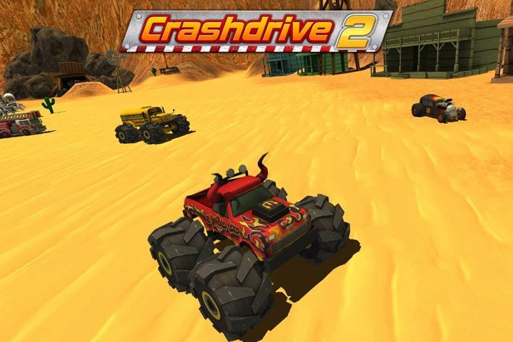 Crash Drive 2, la redazione si si dà battaglia in un MMO con le auto!