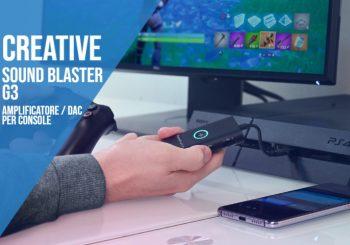 Creative Sound Blaster G3 - Recensione