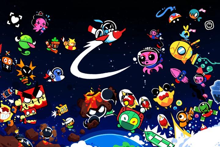 PuPaiPo Space Deluxe, alla ricerca della pizza spaziale!