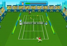 Super Tennis, combiniamo tasti per vincere!