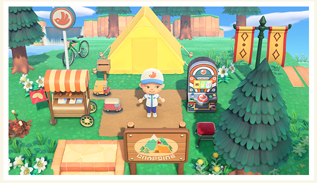 Animal Crossing oggetti di Pocket Camp