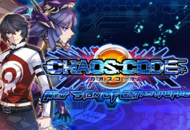 Chaos Code - New Sign of Catastrophe, il fighting game in 2D è arrivato su Nintendo Switch!