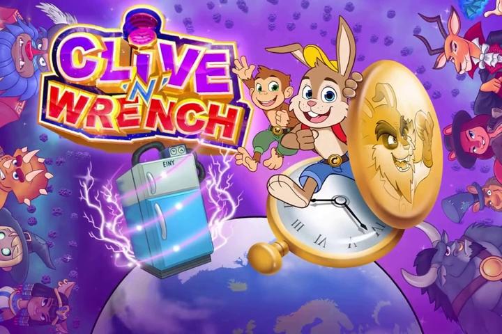 Clive 'N' Wrench, nuovo gioco platform in 3D annunciato per PC e Nintendo Switch!