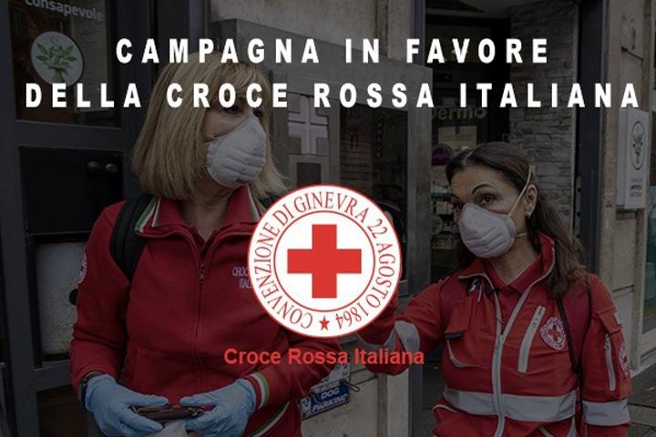 Croce Rossa Italiana, la gaming industry italiana si unisce per supportarla!