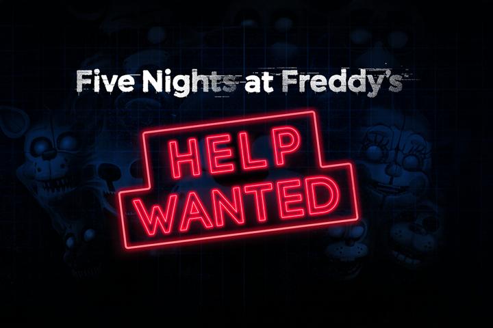 Five Nights at Freddy's: Help Wanted è in arrivo oggi su Nintendo Switch!