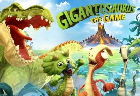 Gigantosaurus: Il Gioco - Giochiamo con i quattro simpatici dinosauri della serie animata