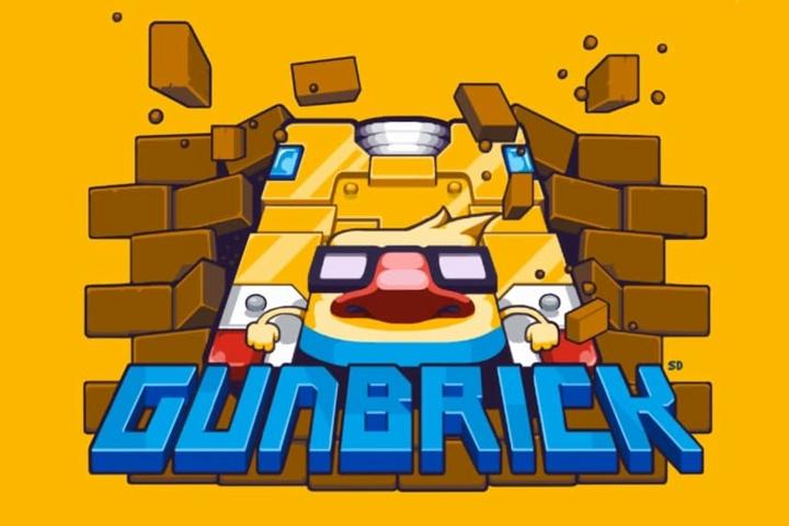 Gunbrick: Reloaded, il puzzle platform d'azione è in arrivo ad aprile su PC e Nintendo Switch!