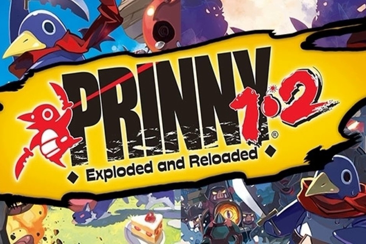 Prinny 1•2 Exploded and Reloaded