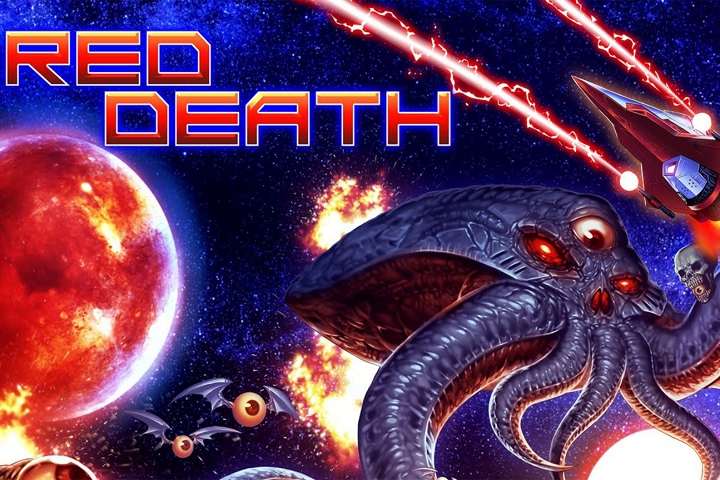 Red Death – Uno shoot'em up tostissimo per Nintendo Switch