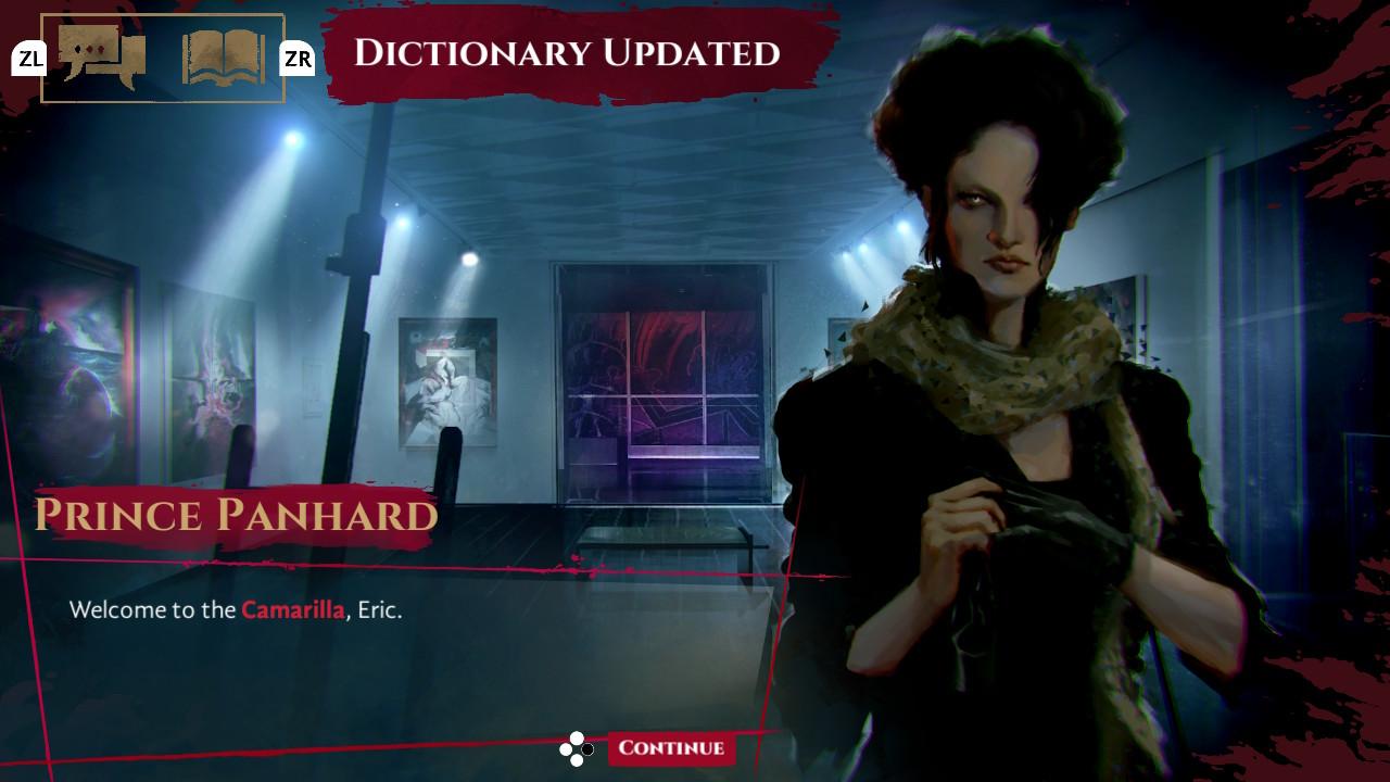Vampire the Masquerade: Coteries of New York